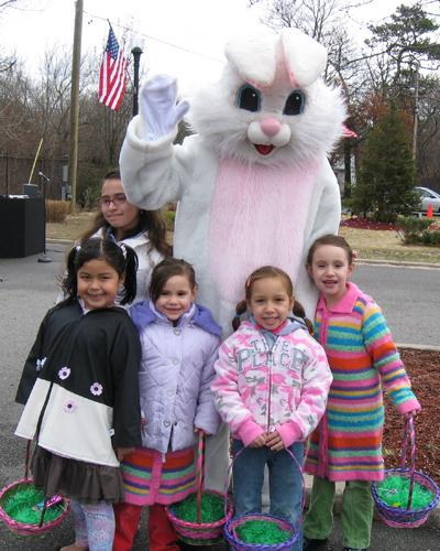 3rd Annual Easter Egg Hunt