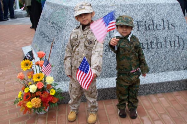 New War Veterans Memorial