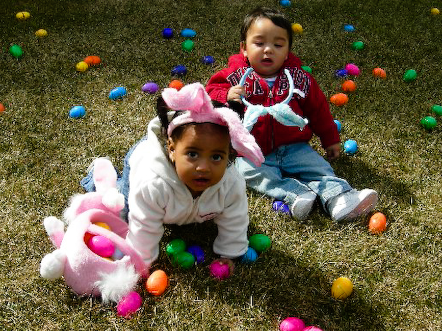 2nd Annual Easter Egg Hunt