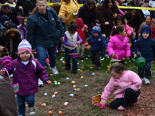 6th Annual Easter Egg Hunt