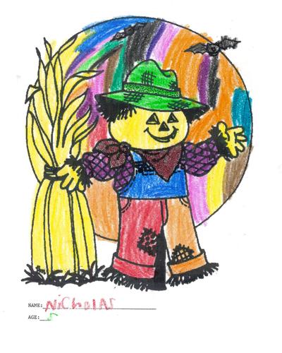 Pumpkin Fest Coloring Contest