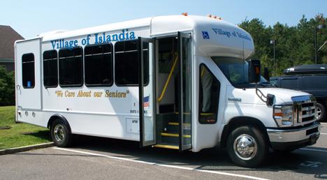 Free Shuttle Service for Seniors